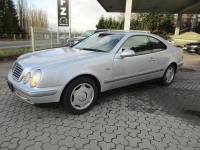gebraucht Mercedes CLK200 Sport Coupe (BM 208) Klima Sitzheizung
