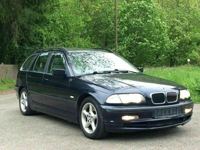 gebraucht BMW 328 i KLIMA*LEDER*NAVI