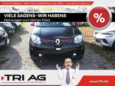 gebraucht Renault Twingo Intens TCe 90 EDC Klimaautom SHZ Temp PDC LED-Tagfahrlicht NR RDC AUX USB MP3 ESP