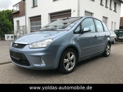 used Ford C-MAX Titanium*Climatronic*PDC*AHK*Alufelgen*TÜV