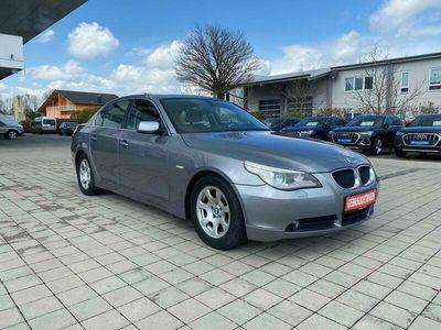 gebraucht BMW 520 5er i Limousine NAVI, PANO, XENON, PDC, SHZ, MFL, AHK, UVM. (sofort verfügbar!)