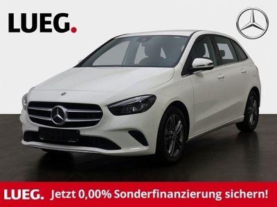 gebraucht Mercedes B180 d Style MBUX LED PTC
