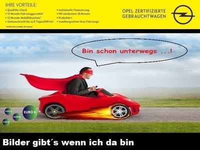 gebraucht Opel Corsa E Edition ecoFlex Bluetooth Allwetter 6D-Temp