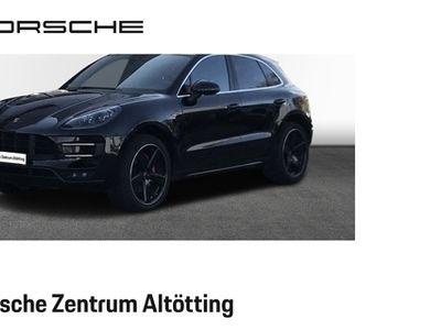 gebraucht Porsche Macan Turbo   Luftfederung inkl PASM  