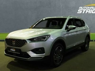gebraucht Seat Tarraco 2.0 TDI Xcellence+Panorama-Schiebedach+