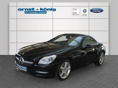 gebraucht Mercedes SLK250 CDI (BlueEFFICIENCY) 7G-TRONIC