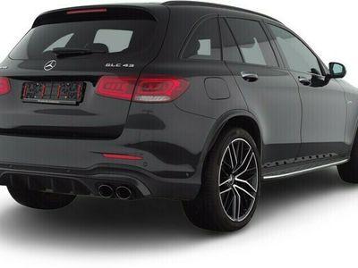 gebraucht Mercedes GLC43 AMG GLC 43 AMGAMG 4M Designo/Burmester/Pano.-Dach