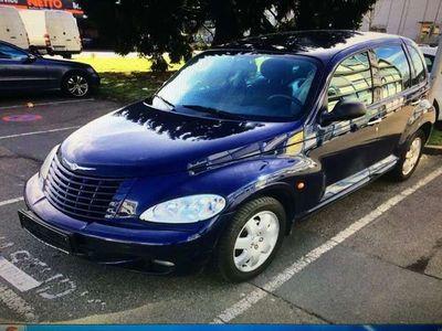 gebraucht Chrysler PT Cruiser 2.2 CRD Limited Klima TÜV11/2020