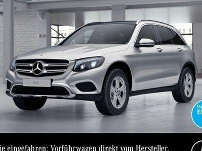 gebraucht Mercedes GLC220 d 4M Exclusive Pano ILS LED Kamera Navi 9G
