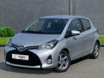 gebraucht Toyota Yaris Edition-S Hybrid 1. Hand