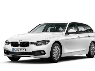gebraucht BMW 318 i Automatik Touring (Navi)