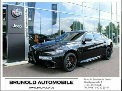 gebraucht Alfa Romeo Giulia Quadrifoglio MY21 2.9 V6 Bi-Turbo 510PS