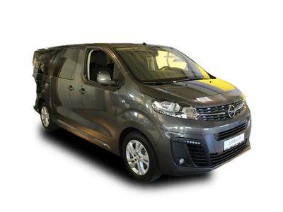 gebraucht Opel Zafira Life L 2.0 Edition 3. Sitzreihe Nav ParkP