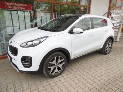 gebraucht Kia Sportage 2.0 CRDi GT Line AWD AT Panorama Leder Technologie