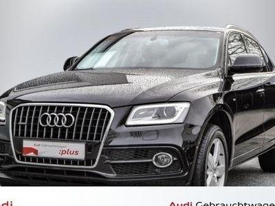 gebraucht Audi Q5 2,0 TDI S line quattro S tronic NAVI-PLUS PANORAMA