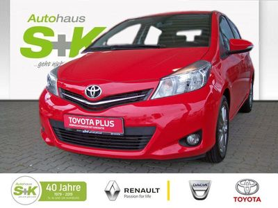 gebraucht Toyota Yaris 1.0 5-Türer Edition Multimedia-Touch