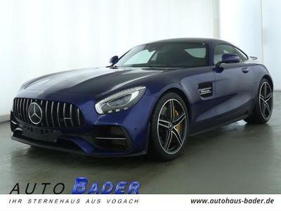 gebraucht Mercedes AMG GT S Keramik Burmester HighEnd NP 191.150.-
