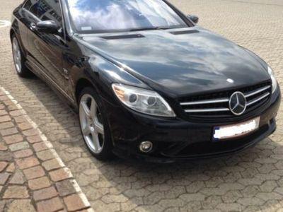używany Mercedes CL600 Automatik