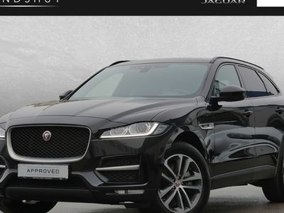 jaguar f pace gebraucht 20 g nstige angebote 24h. Black Bedroom Furniture Sets. Home Design Ideas