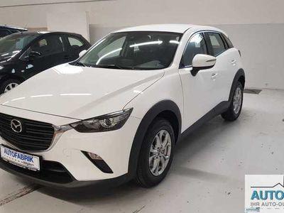 gebraucht Mazda CX-3 2018 SKYACTIV-G 121 FWD+USB+KLIMAAUTO+BC+EF