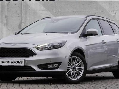 käytetty Ford Focus Cool & Connect - UPE 25.655,- EUR