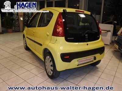 gebraucht Peugeot 107 1.0 70 Filou Klimaanlage 5-tür.