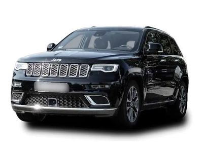 gebraucht Jeep Grand Cherokee 3.0I Multijet Summit ACC Navi Xenon Pano