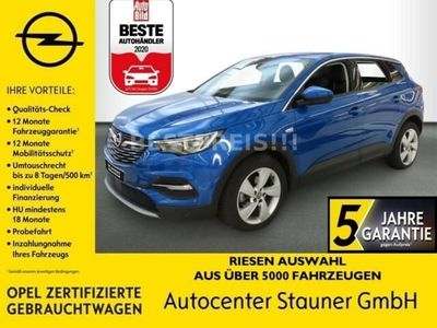 gebraucht Opel Grandland X 1.6T S/S INNOVATION 180PS AT8*EL.HECKKLAPPE*KAMERA