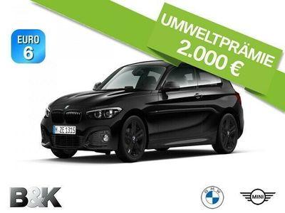 """gebraucht BMW 120 d Edition M Sport Shadow Leder, HiFi, LED, 18"""""""
