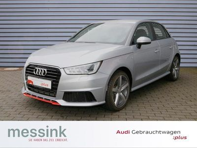 käytetty Audi A1 Sportback Sport 1.8 TFSI *S-line*Bose*Navi*Xenon*