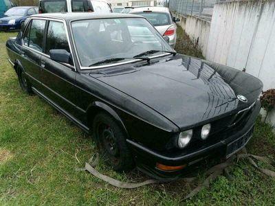 gebraucht BMW M535 E28 M535I OLTIMER M5 I DEUTSCHES... als Limousine in St. Johann Rheinhessen