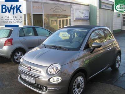 gebraucht Fiat 500C 500C1.2 8V ERST 19.000km !