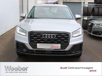 gebraucht Audi Q2 1.6 TDI S tronic sport AHK Navi LED PDC LM