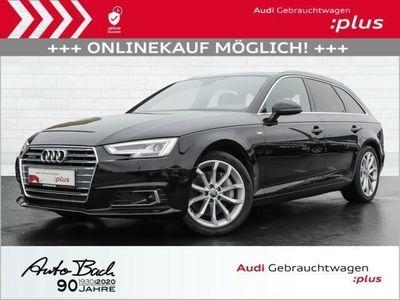 gebraucht Audi A4 Avant S line 3.0TDI qu. tiptronic Navi LED AC