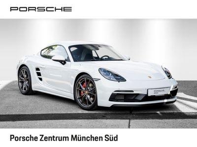 gebraucht Porsche 718 Cayman Caymann GTS LED Sportabgasanlage