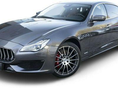 gebraucht Maserati GranSport Quattroporte Quattroporte Diesel 3.0 V6 275
