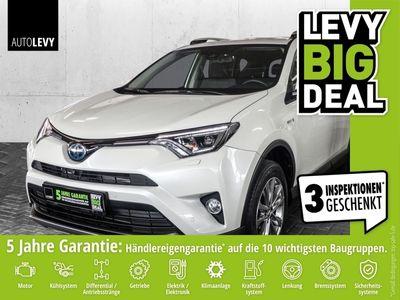 gebraucht Toyota RAV4 Hybrid 4x4 Executive *360*Leder*AHK*Standheizung*