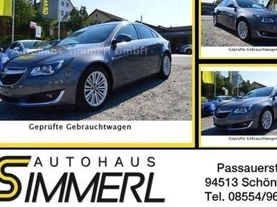 "gebraucht Opel Insignia 5-tg Innovation ""Xenon/Navi/Kamera"""