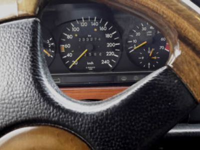 gebraucht Mercedes 260 SE, W126, Benzin, Automatik, Original