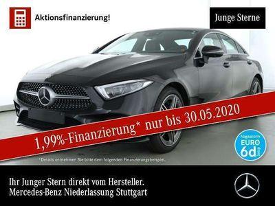 gebraucht Mercedes CLS450 Cp. 4M AMG WideScreen 360° Multibeam SHD
