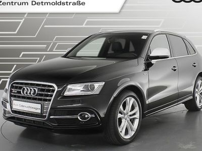gebraucht Audi SQ5 3.0 TDI qu. competition Leder Navi Xenon el.Sitze PDCplus 20Zoll tiptronic