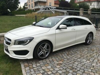 gebraucht Mercedes CLA250 Shooting Brake 7G-DCT AMG Line