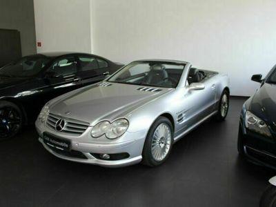 gebraucht Mercedes SL55 AMG RoadsterAMG als Cabrio/Roadster in Wolfschlugen