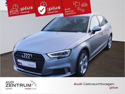 gebraucht Audi A3 Sportback 30 TDI sport Euro 6, MMI Navi, LED-Sc