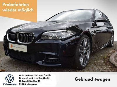 gebraucht BMW 550 Touring xDrive Alu Bi-Xenon Head-Up Night-Vi