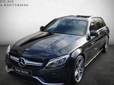 gebraucht Mercedes C63 AMG AMG T PERF.ABG+DAB+ILS+VERK.ASS+FERNL.ASS