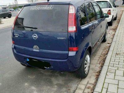 gebraucht Opel Meriva 1,7 Diesel