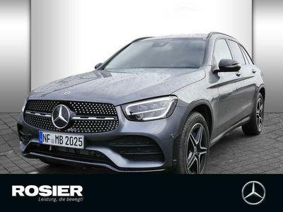 gebraucht Mercedes GLC300 AMG Line 4M SHZ PTS KAMERA NAVI LED