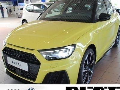 gebraucht Audi A1 Sportback s-line s-tronic Navi Klima APS SHZ