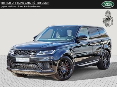 gebraucht Land Rover Range Rover Sport P400 HSE Dynamic Stealth 22''LM-Felge Gloss Black, Surround Kamera, Head Up